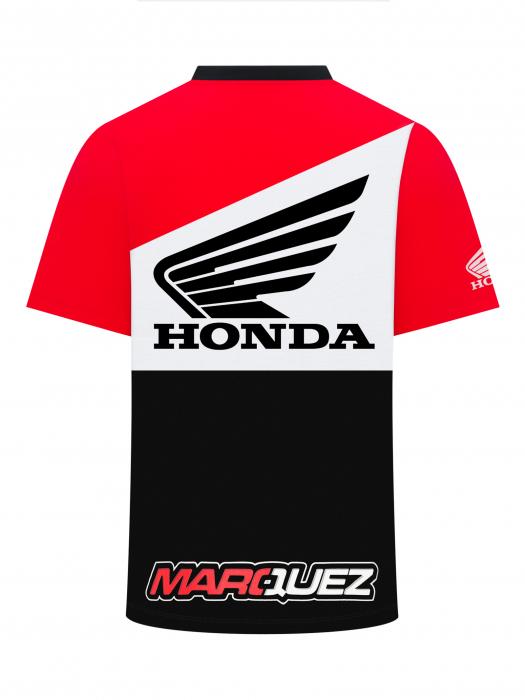 T-shirt Marc Marquez Honda Dual - Big 93