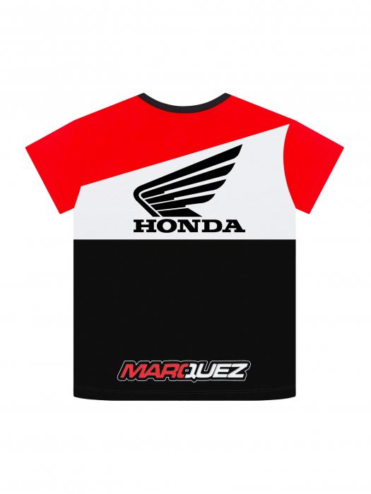 Camiseta niño Marc Marquez Honda Dual - 93
