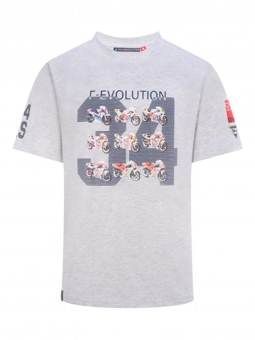 T-shirt Kevin Schwantz - R-evolution