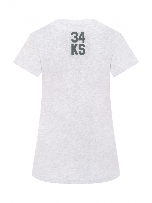Kevin Schwantz, t-shirt femme R-Evolution