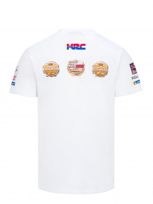 T-shirt Triple Crown - Repsol Honda HRC