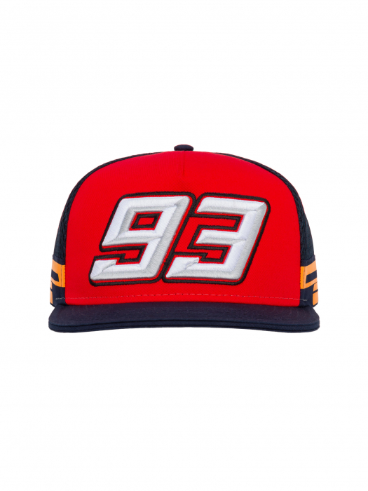 Pritelli T-Shirt Officiel Marc Marquez 93 Moto GP Helmet