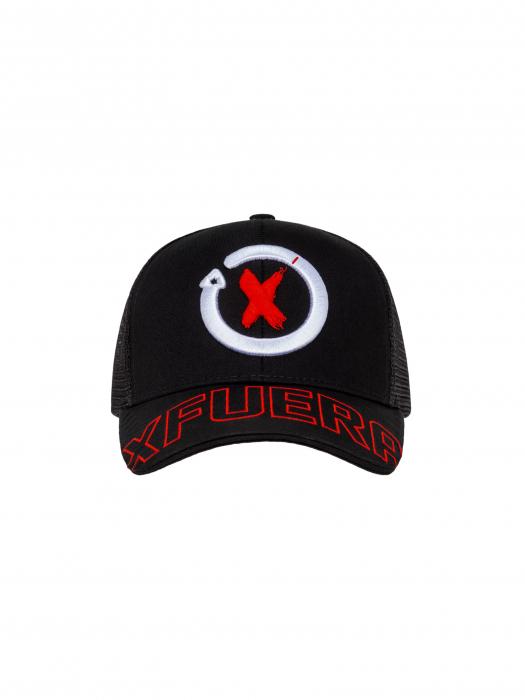 Gorra de Jorge Lorenzo - X fuera