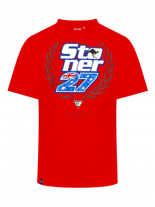 T-shirt Casey Stoner - Tribute