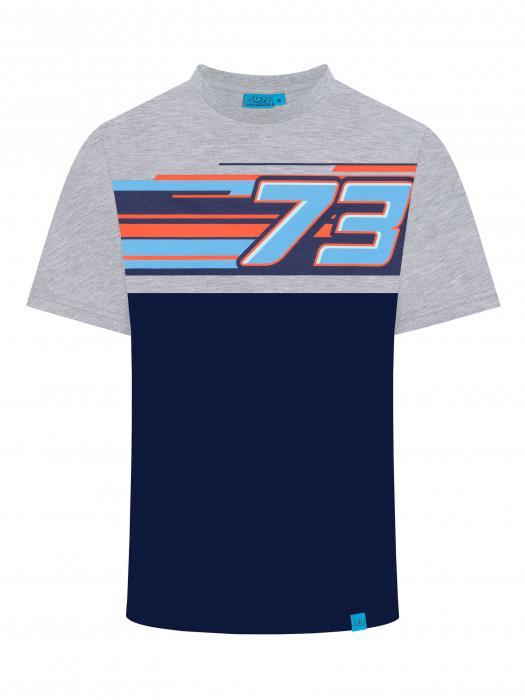 T-shirt Alex Marquez - 73