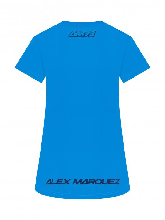T-shirt da donna Alex Marquez