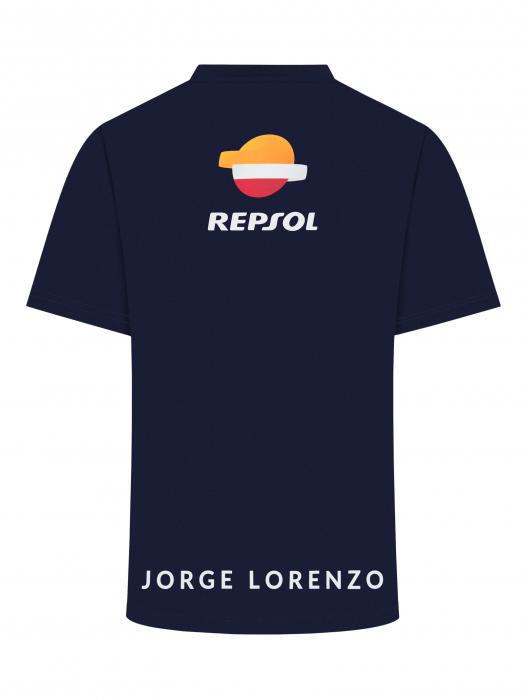 T-shirt Jorge Lorenzo Repsol Dual