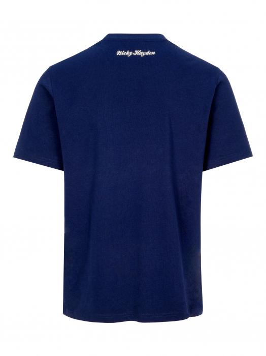 T-shirt Nicky Hayden - American Flag 69