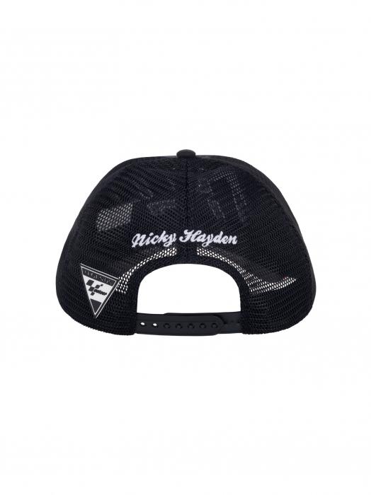 Casquette de baseball noire - Nicky Hayden 69