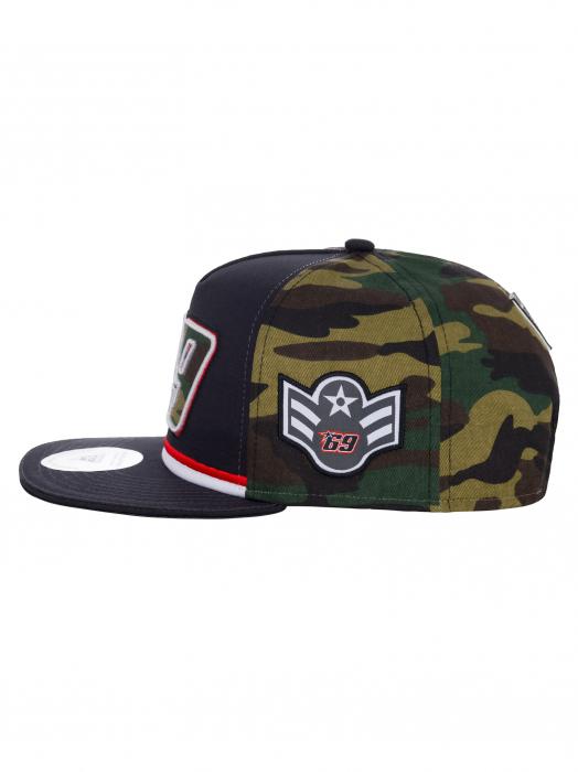 Flat cap - Nicky Hayden 69