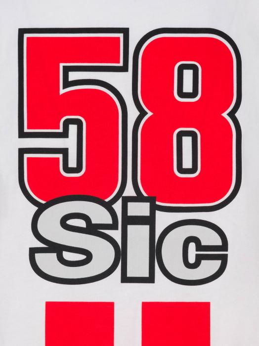 T-shirt Marco Simoncelli - 58Sic