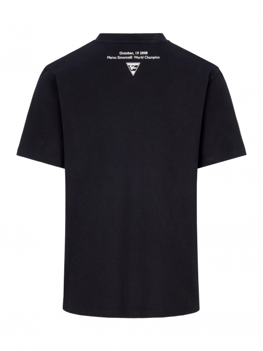 T-shirt Sic58 Black Jaguar