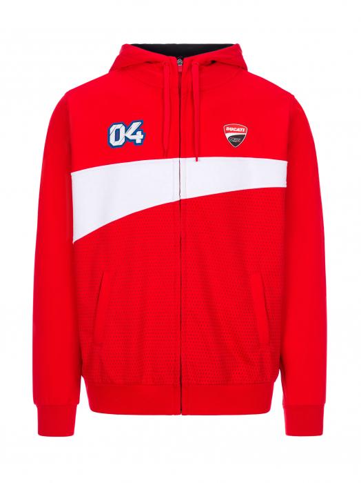 Sweatshirt Ducati Dual Dovi 04 - White Stripe