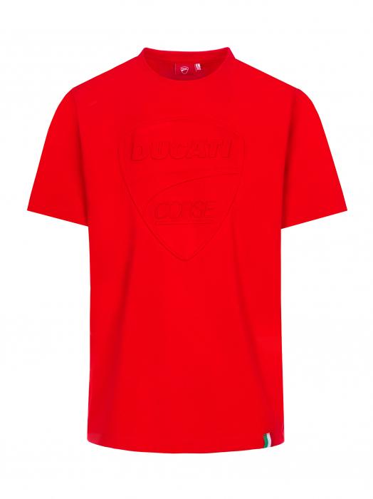 T-shirt Ducati Corse Tonal Logo Red