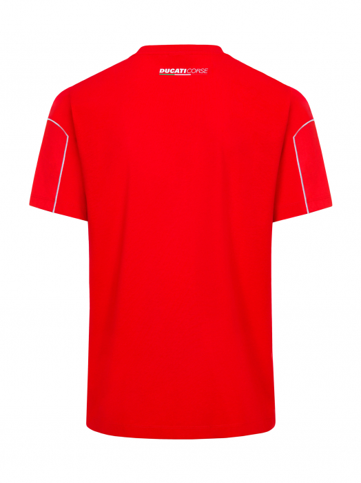 T-shirt Ducati Corse Piping and Mesh