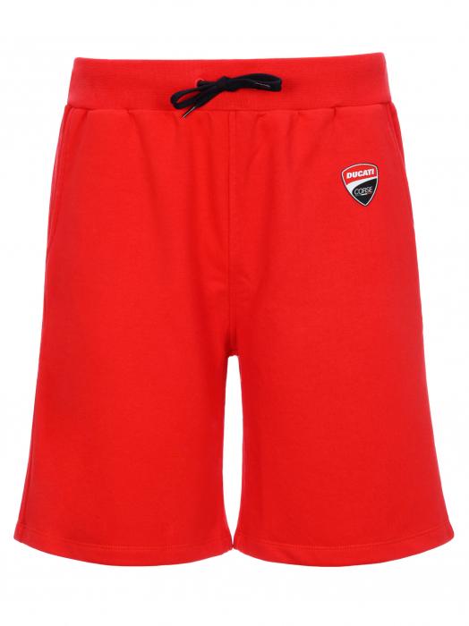 Shorts Ducati Corse Red