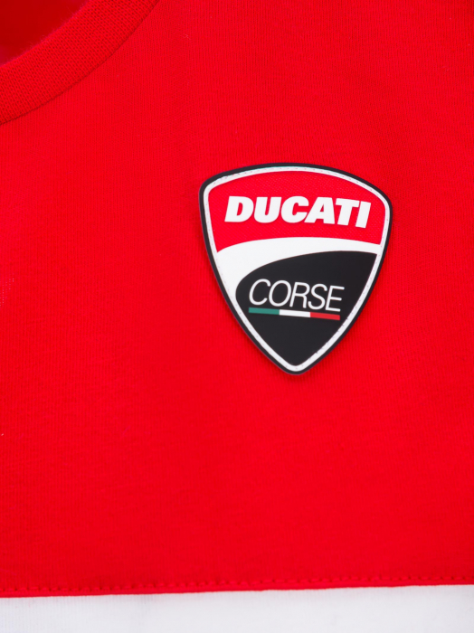 T-shirt Ducati Corse women's