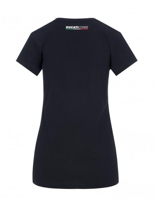 T-shirt Big Logo Ducati Corse women's