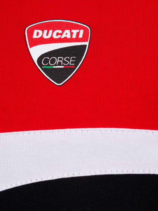 Fitness top Ducati Corse