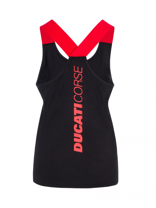 Women's tank-top Ducati Corse