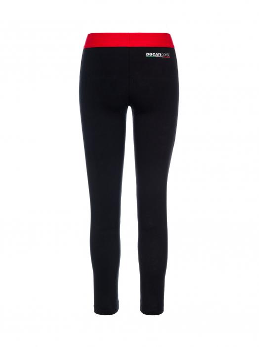 Women's leggings Ducati Corse Black