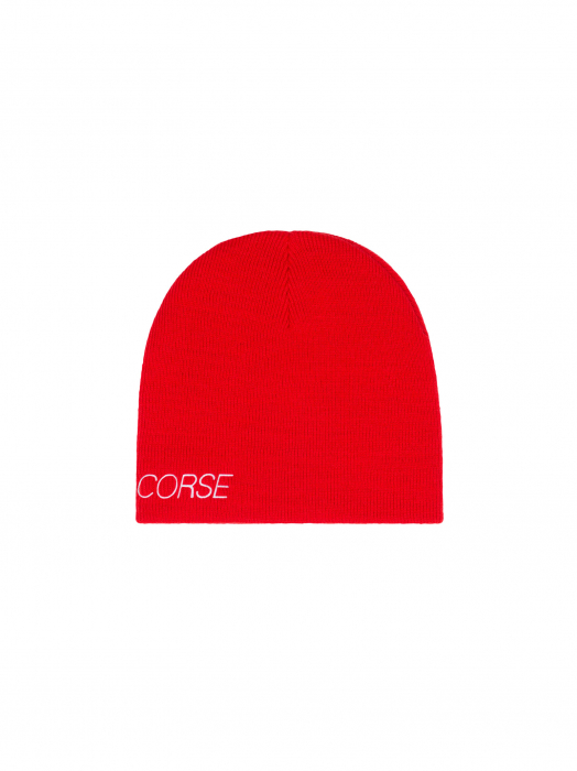 Winter cap Ducati Corse Red
