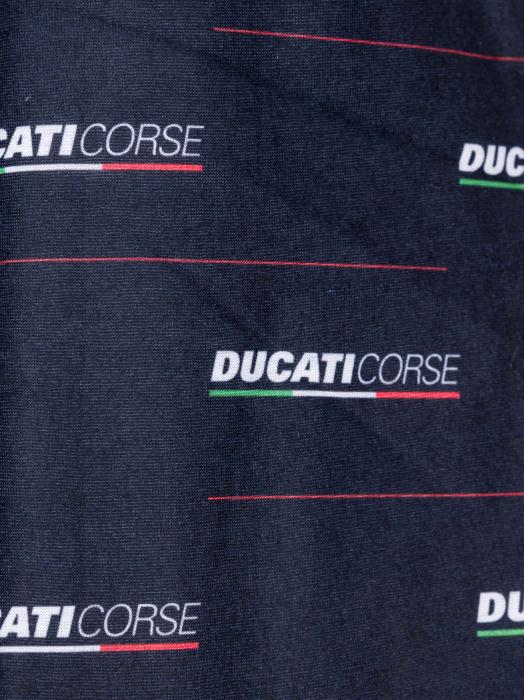 Necktube Ducati Corse - Black Logo
