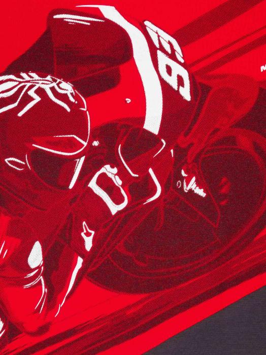 T-shirt Marc Marquez - Speed Photographic