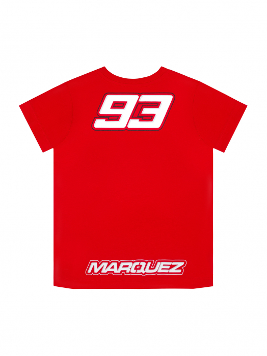 Marc Marquez kid's t-shirt - Big Ant93 Red