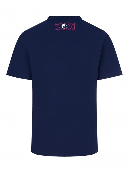 T-shirt Andrea Dovizioso 04 - Big Logo