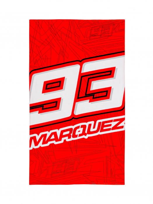 Serviette de plage Marc Marquez 93