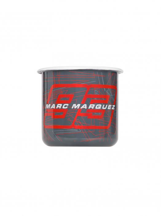 Mug en aluminium Marc Marquez 93