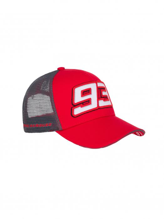 Casquette Trucker Marc Marquez 93 Logo
