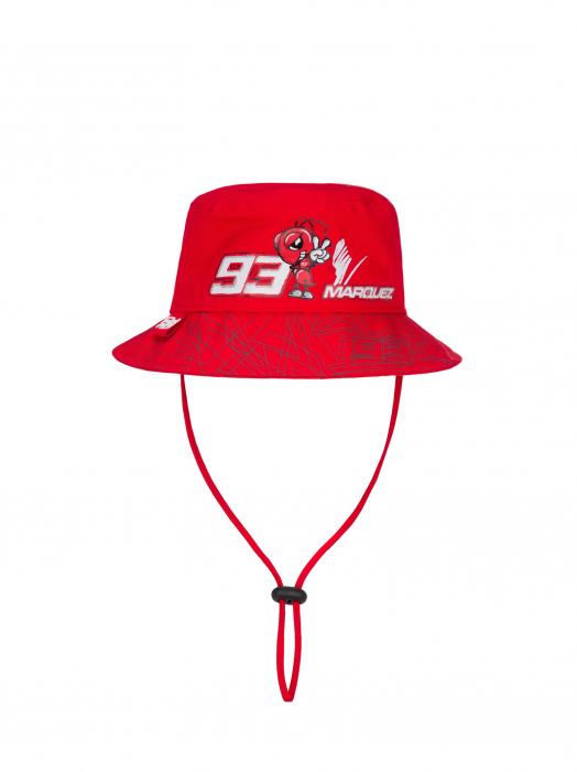 Casquette enfant Marc Marquez - Red Ant 93