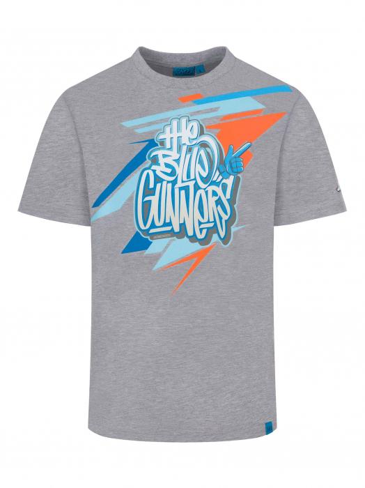 T-shirt Alex Marquez - The Blue Gunners