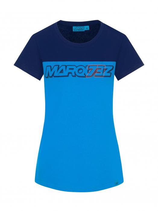 T-shirt da donna Alex Marquez - Gun