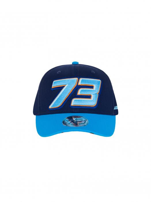 Cappellino Trucker Alex Marquez 73