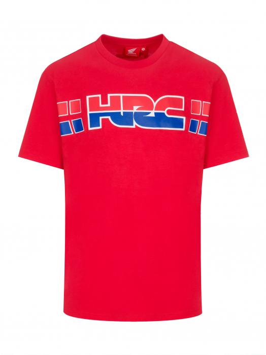T-shirt Honda HRC - Front Print Big Logo Red
