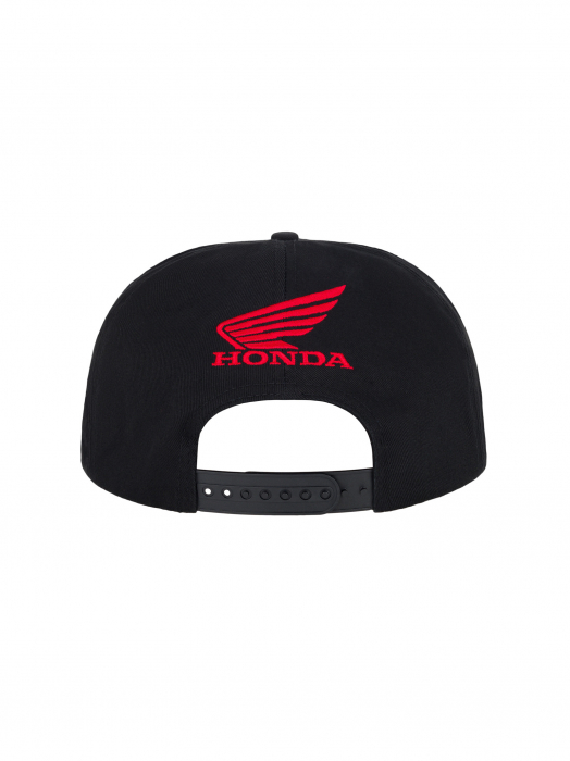 Casquette Honda HRC Plate - Grand Logo