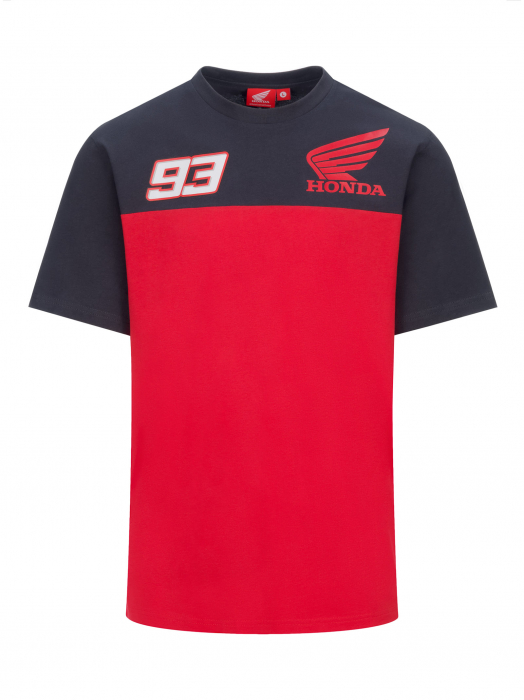 T-shirt Dual Honda HRC - Marc Marquez