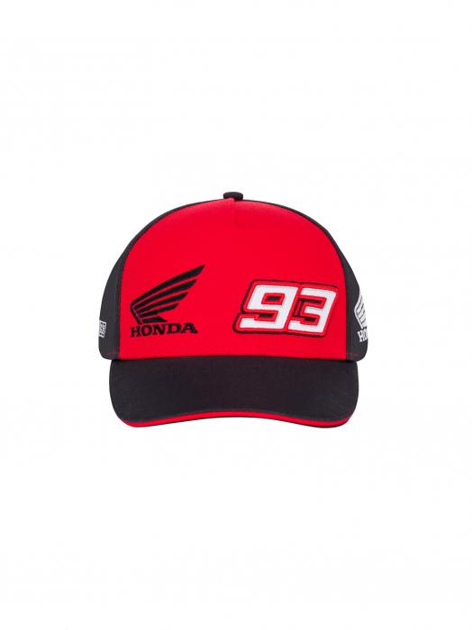 Casquette Midvisor Honda Dual Marc Marquez