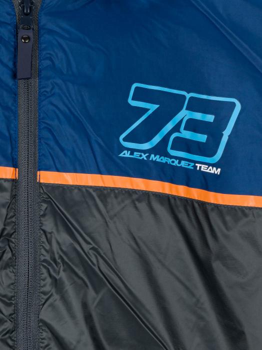 Giacca cerata Alex Marquez 73 Teamwear
