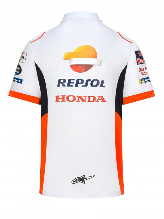 REPSOL T-Shirt Teamwear Replica
