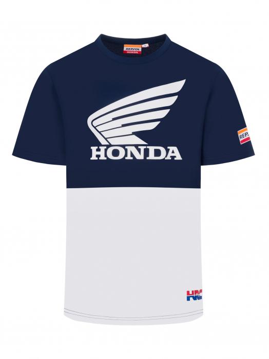 T-shirt Repsol Honda - Blue&White