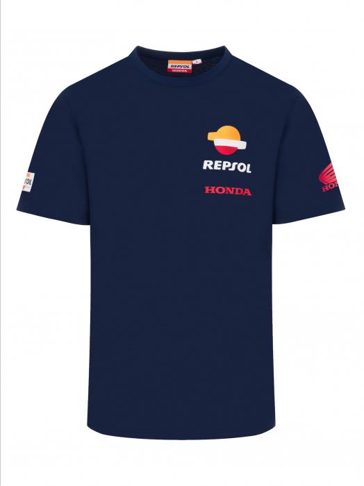 T-shirt Repsol Honda - Blue