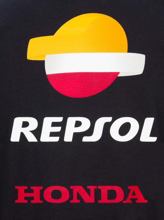 Repsol Honda Classic T-Shirt - Gray
