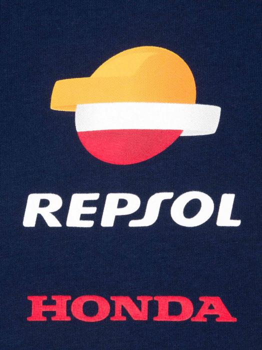 Repsol Honda kid's t-shirt - Blue