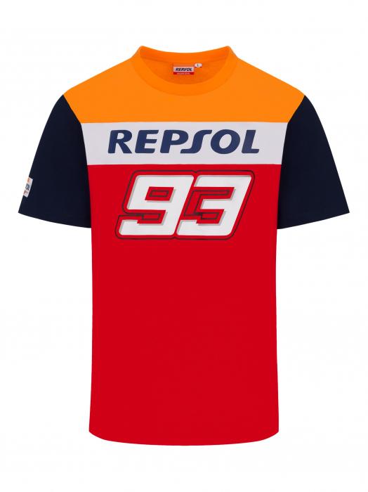 T-shirt dual Repsol Honda - Marc Marquez 93