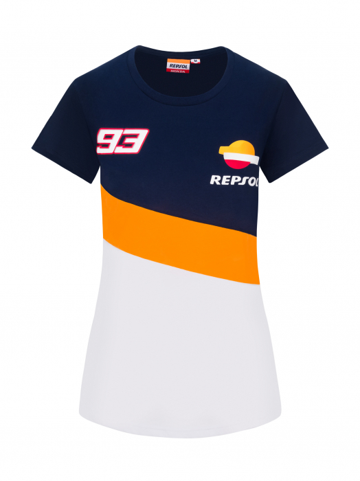 Repsol Honda Dual Marc Marquez women's t-shirt - 93