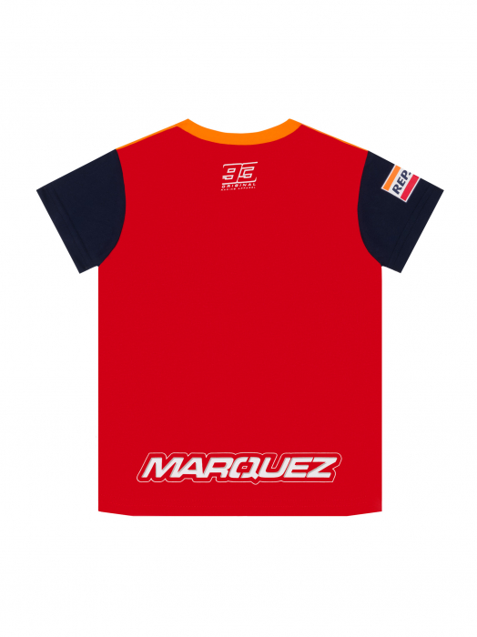 Repsol Honda Dual Marc Marquez children's t-shirt - 93